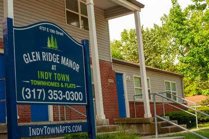 Apartment for rent in 4737 E. 19th St.,, Indianapolis, IN, 46219