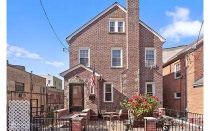 Single Family Townhouse for sale in 445 West 259th St, Bronx, NY, 10471