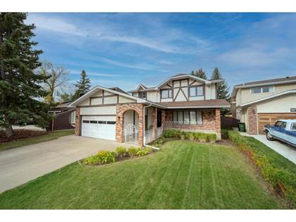 Single Family for sale in 28 Gariepy Crescent NW, Edmonton, Alberta, T6M1A1