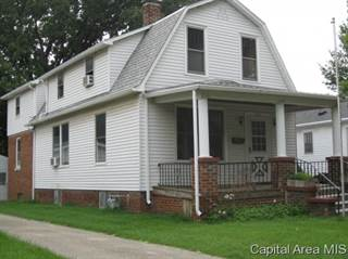 Single Family for sale in 2133  Holmes Ave, Springfield, IL, 62704