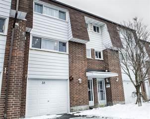 Condo for sale in 2296 Orient Park Drive, Ottawa, Ontario