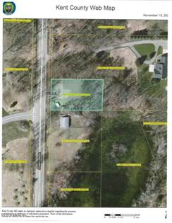 Lots And Land for sale in 4010 Honey Creek, Cannon, MI, 49301