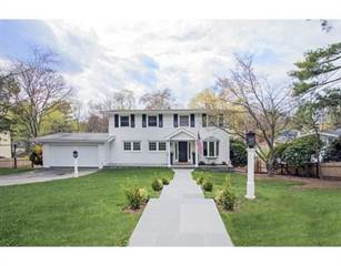 Single Family for sale in 3 Thornberry Road, Winchester, MA, 01890