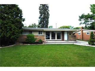 Single Family for sale in 9123 IDAHO Street, Livonia, MI, 48150