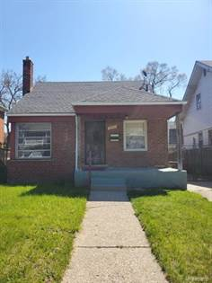 Residential Property for sale in 12362 WYOMING Street, Detroit, MI, 48204