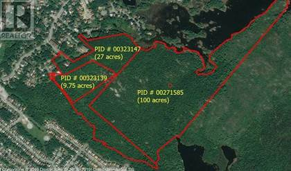 Vacant Land for sale in 53 Lyons Avenue|32 Colpitt Lake Road, Purcells Cove Road, Halifax, Nova Scotia, B3P1H6