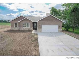 Single Family for sale in 140 ILLINI Trail, Virden, IL, 62690