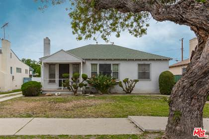Residential Property for sale in 3611 Hillcrest Dr, Los Angeles, CA, 90016