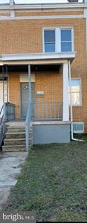 Residential Property for rent in 4135 EIERMAN AVENUE, Baltimore City, MD, 21206