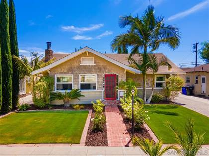 Residential Property for sale in 4457 42nd St, San Diego, CA, 92116