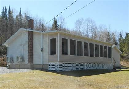 Single Family for sale in 334 Gabourie Road, Edmundston, New Brunswick, E3V4N3