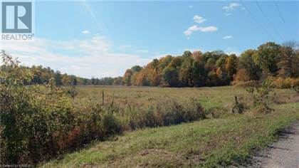 Vacant Land for sale in 3093 BREWERS MILLS Road, Kingston, Ontario, K0H2N0