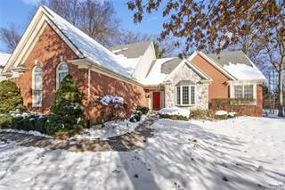Single Family for sale in 16142 OAKWOOD Court, Northville, MI, 48168