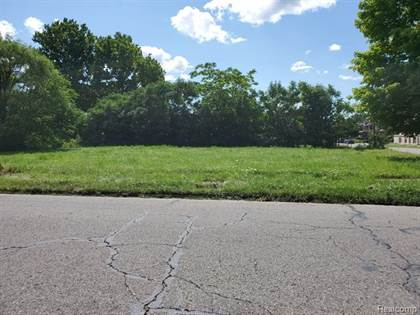 Lots And Land for sale in 1725 PALLISTER, Detroit, MI, 48206