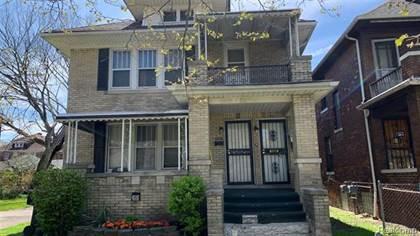 Multifamily for sale in 4093 BLAINE Street, Detroit, MI, 48204