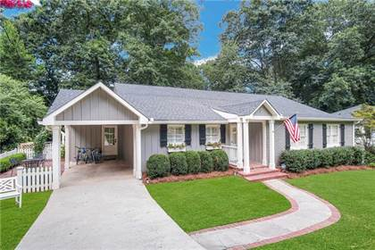 Residential for sale in 1042 Northcliffe Drive NW, Atlanta, GA, 30318