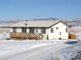 Single Family for sale in 339 Paint Horse Lane, Deer Lodge, MT, 59722