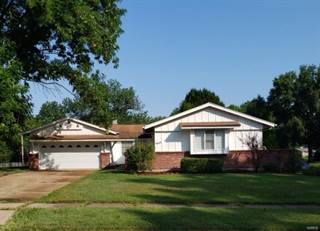 Single Family for rent in 2435 Birchview, Florissant, MO, 63033