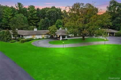 Residential Property for sale in 30285 WOODSIDE Court, Franklin, MI, 48025