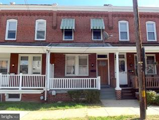 Townhouse for sale in 120 STANBRIDGE STREET, Norristown, PA, 19401