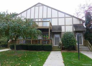 Condo for sale in 45000 Bayview Drive 2, Novi, MI, 48377