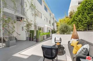 Townhouse for sale in 1345 HAVENHURST Drive 6, West Hollywood, CA, 90046