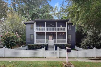 Residential Property for sale in 933 Ormewood Avenue SE, Atlanta, GA, 30316