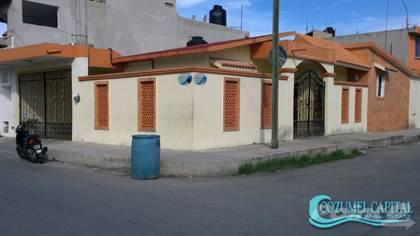 Residential Property for rent in CASA CELIA, 115 Av esquina con calle 5 Sur Fraccionamiento San Gervasio, Cozumel, Quintana Roo