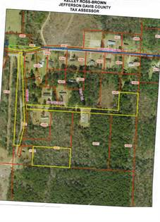 Lots And Land for sale in 00 I V Oatis Ln., Prentiss, MS, 39474