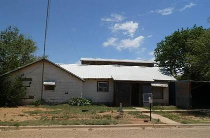 Residential for sale in 132 N Farmer, Crosbyton, TX, 79322