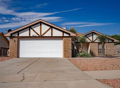 Residential Property for sale in 7613 IROQUOIS Drive, El Paso, TX, 79912