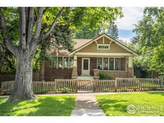 Single Family for sale in 1026 Lincoln Pl, Boulder, CO, 80302