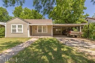 Single Family for sale in 1233 Poplar Street, Abilene, TX, 79602
