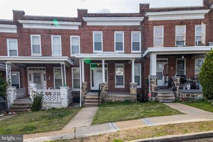Residential Property for sale in 1016 N ROSEDALE ST, Baltimore City, MD, 21216