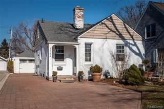 Single Family for sale in 1784 Hampton Road, Grosse Pointe Woods, MI, 48236