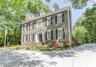 Single Family for sale in 2639 Howell Mill Road NW, Atlanta, GA, 30327