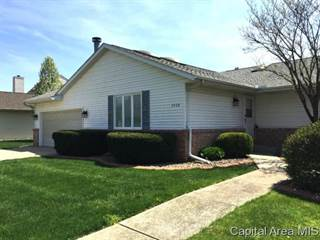 Condo for sale in 3028  TURNING MILL DR, Springfield, IL, 62704