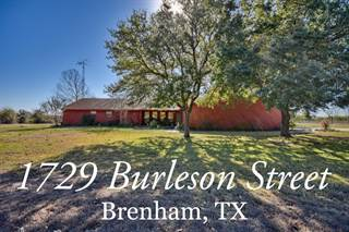 Farm And Agriculture for sale in 1729 Burleson Street, Brenham, TX, 77833