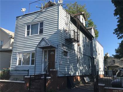 Multifamily for sale in 2123 Newbold Avenue, Bronx, NY, 10462