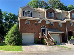 Townhouse for rent in 1618 Chateau Club, Dunwoody, GA, 30338
