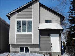 Single Family for sale in 117 Edward AVE W, Winnipeg, Manitoba, R2C2H5