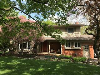 Single Family for sale in 777 WILWOOD Road, Rochester Hills, MI, 48309