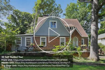 Multifamily for sale in 1215 North Decatur Rd, Atlanta, GA, 30306