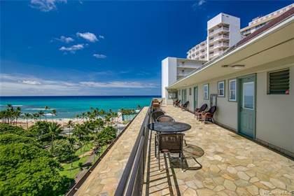 Residential Property for sale in 134 Kapahulu Avenue 604, Honolulu, HI, 96815