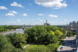 Single Family for sale in 300 Waterfront DR 601, Winnipeg, Manitoba, R3B0G5