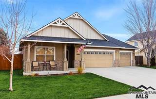Single Family for sale in 866 W White Sands Drive, Meridian, ID, 83646