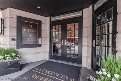Residential Property for sale in 180 PIERCE ST UNIT 4, Birmingham, MI, 48009