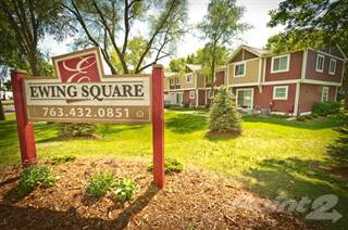 Apartment for rent in Ewing Square Townhomes, Minneapolis, MN, 55429