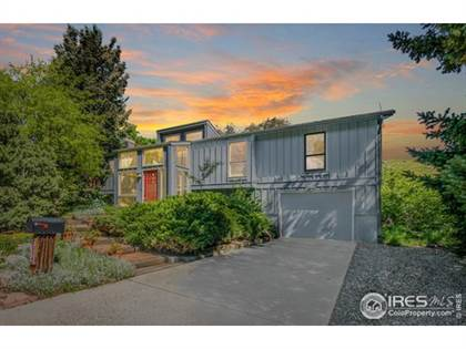 Residential Property for sale in 2055 Kohler Dr, Boulder, CO, 80305
