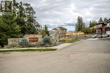 Vacant Land for sale in 3100 KICKING HORSE DRIVE Lot 21, Kamloops, British Columbia, V2E0B8